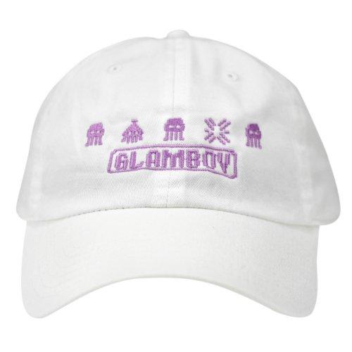 CAP 【WHITE/PURPLE】