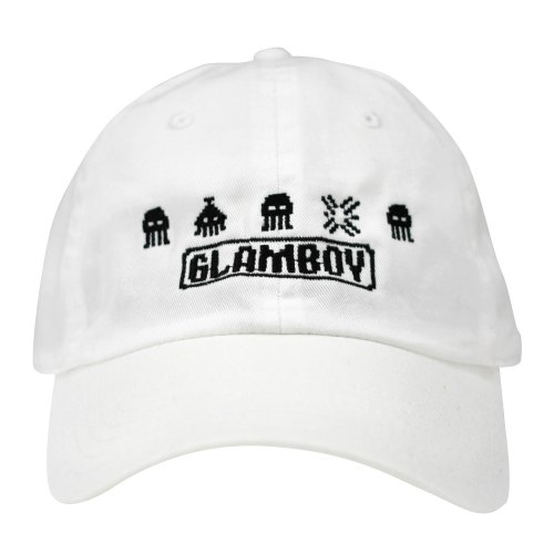 CAP 【WHITE/BLACK】