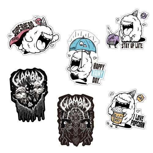 STICKER vol.5
