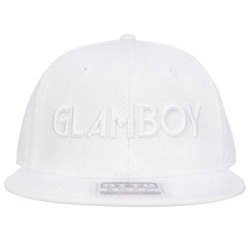 <img class='new_mark_img1' src='https://img.shop-pro.jp/img/new/icons5.gif' style='border:none;display:inline;margin:0px;padding:0px;width:auto;' />SNAPBACK CAP vol.2 WHITE