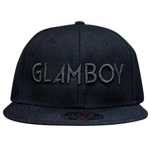 <img class='new_mark_img1' src='//img.shop-pro.jp/img/new/icons5.gif' style='border:none;display:inline;margin:0px;padding:0px;width:auto;' />SNAPBACK CAP vol.2 BLACK