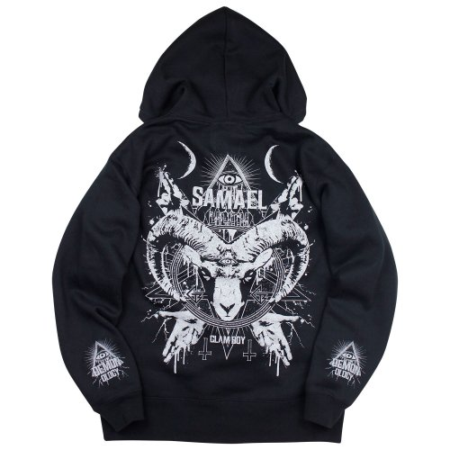 <img class='new_mark_img1' src='https://img.shop-pro.jp/img/new/icons5.gif' style='border:none;display:inline;margin:0px;padding:0px;width:auto;' />SAMAEL PULL PARKA
