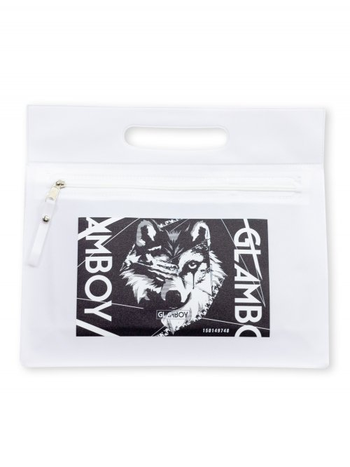 <img class='new_mark_img1' src='https://img.shop-pro.jp/img/new/icons5.gif' style='border:none;display:inline;margin:0px;padding:0px;width:auto;' />PVC POUCH 【狼】