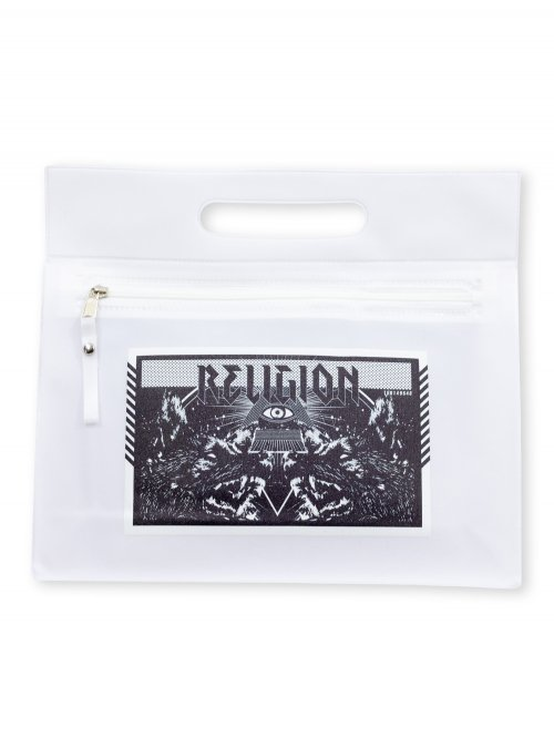 <img class='new_mark_img1' src='https://img.shop-pro.jp/img/new/icons5.gif' style='border:none;display:inline;margin:0px;padding:0px;width:auto;' />PVC POUCH 【RELIGION】