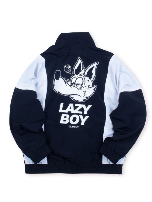<img class='new_mark_img1' src='https://img.shop-pro.jp/img/new/icons57.gif' style='border:none;display:inline;margin:0px;padding:0px;width:auto;' />LAZYBOY TRACK JACKET