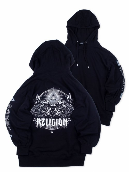 <img class='new_mark_img1' src='https://img.shop-pro.jp/img/new/icons5.gif' style='border:none;display:inline;margin:0px;padding:0px;width:auto;' />RELOGION SIDE RIB BiG HOODIE