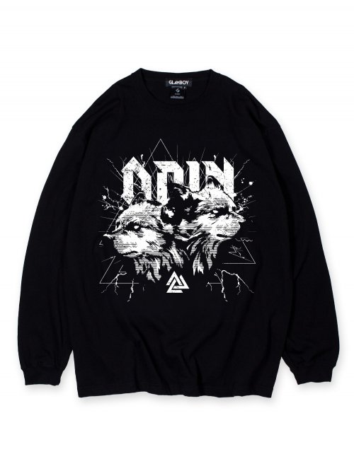 <img class='new_mark_img1' src='https://img.shop-pro.jp/img/new/icons8.gif' style='border:none;display:inline;margin:0px;padding:0px;width:auto;' />ODIN BiG LONG SLEEVE-T