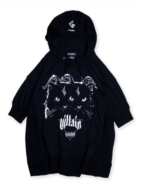 Villain S/S BiG HOODIE