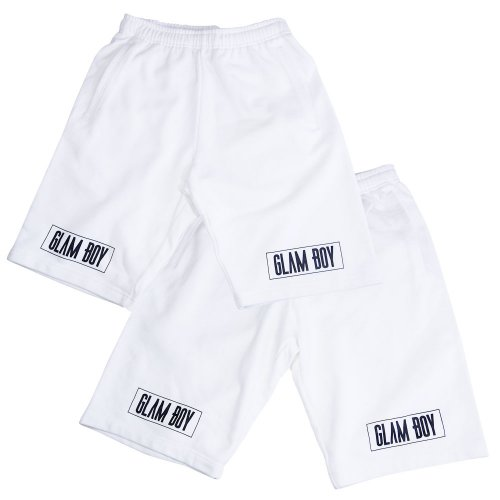<img class='new_mark_img1' src='https://img.shop-pro.jp/img/new/icons24.gif' style='border:none;display:inline;margin:0px;padding:0px;width:auto;' />SWEAT HALF PANTS WHITE Lサイズ