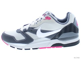 【US8】NIKE TWILIGHT RUNNER EU 344290-013 neutral grey/white-vivid pink