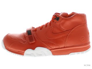 NIKE AIR TRAINER 1 MID SP/ FRAGMENT 806942-881 rust/rust-white