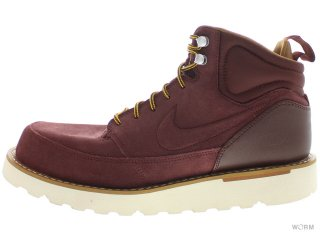 【US8】NIKE KARSTMAN LEATHER 599475-220 barkroot brown/brch-brkrt brwn