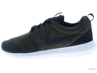 【US8】NIKE ROSHE NM TP 749658-301 cargo khaki/black-white