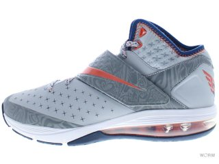 【US8】NIKE CJ81 TRAINER MAX 603711-008 wolf grey/team orange-navy