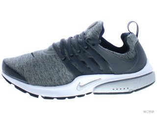 【S(size9-10)】NIKE AIR PRESTO TP QS 812307-002 tumbled grey/black-anthrct-wht