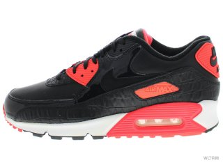 【US10.5】NIKE AIR MAX 90 ANNIVERSARY 725235-006 black/black-infrared-white