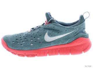 【US8】NIKE FREE TRAIL 537733-307 hasta/granite-sunburst