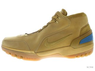 【US12】NIKE AIR ZOOM GENERATION 308214-771 wheat/wheat-gold