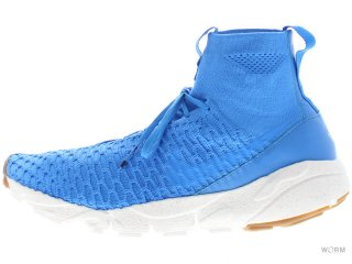 【US9】NIKE AIR FOOTSCAPE MAGISTA SP 652960-441 photo blue/photo blue-smmt wht