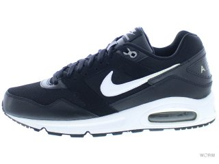【US10】NIKE AIR MAX NAVIGATE 454251-090 black/white-light charcoal