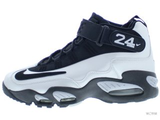 【US10.5】NIKE AIR GRIFFEY MAX 1 354912-003 mtlc platinum/black