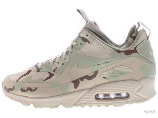 NIKE AIR MAX 90 SNEAKERBOOT MC SP 649855-200 desert/desert-desert