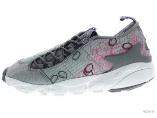 NIKE AIR FOOTSCAPE NM PREM QS 846786-002 cl gry/cl gry-drk gry-pnk blst