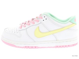 【US3.5Y】NIKE DUNK LOW (GS)