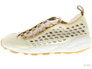 【US9】NIKE AIR FOOTSCAPE SUPREME ND 366025-211 beach/swan-haystack