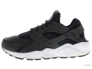 【27cm】NIKE WMNS AIR HUARACHE RUN 634835-006 black/black-white