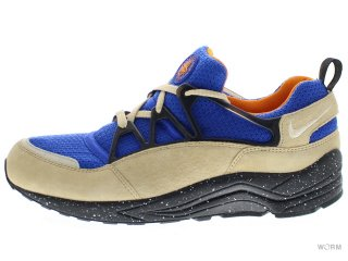【US10】NIKE AIR HUARACHE LIGHT PRM 708831-422 gm ryl/flt opl-snd dn-cppr fls
