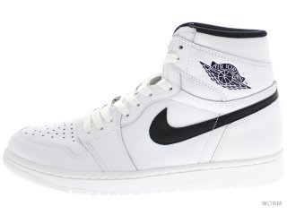 AIR JORDAN 1 RETRO HIGH OG 555088-102 white/black-white