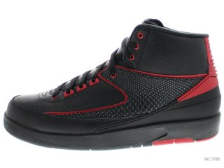 AIR JORDAN 2 RETRO 834274-001 black/varsity red