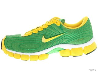 【US10.5】NIKE AIR ZOOM HAYWARD 313092-371 classic green/vrst mze-wht