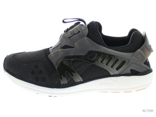 【US10】PUMA DISC BLAZE LTWR X BEAMS 353465-02 black-golden poppy