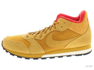 【US10.5】NIKE MD RUNNER 2 807406-770 wheat/wheat