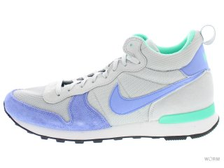 【29cm】WMNS NIKE INTERNATIONALIST MID 683967-005 grey mist/polar-menta-smmt wht