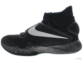 【US8.5】NIKE ZOOM HYPERREV 2016 EP 820227-001 black/metallic silver