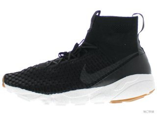 【US12】NIKE AIR FOOTSCAPE MAGISTA SP 652960-009 black/summit white