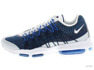 【US8】NIKE AIR MAX 95 ULTRA JCRD 749771-401 mid navy/white-gm ryl-pht bl