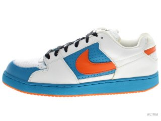 【US10.5】NIKE SB ZOOM TEAM EDITION 311665-481 neo turq/orange blaze
