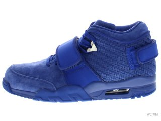 【US11.5】NIKE AIR TR. V. CRUZ PRM 812637-400 rush blue/rush blue-gym red
