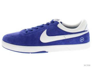 【US9】NIKE SB ERIC KOSTON FRAGMENT 628983-401 deep royal blue/white