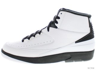 AIR JORDAN 2 RETRO 834272-103 white/black-dark grey