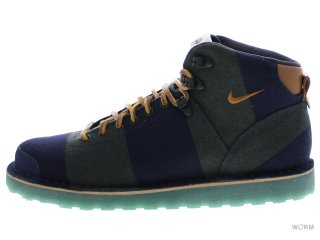 【US9.5】NIKE AIR MAGMA 2012 FOXBROTHERS SP 628425-420 blackened blue/pecan