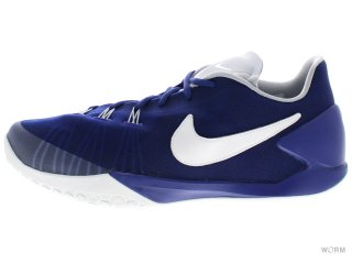 【US12】NIKE HYPERCHASE SP / FRAGMENT 789486-410 deep royal blue/white-wlg grey