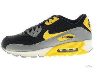 【US10.5】NIKE AIR MAX 90 325018-033 black/vrsty mz-white-mdm gry