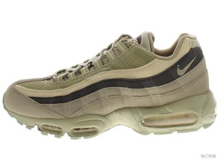 【US10.5】NIKE AIR MAX '95 609048-200 khaki/khaki-grain-velvet brown
