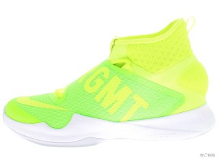 【US11】NIKE ZOOM HYPERREV 2016 / FRAGMENT 848556-371 electric green/volt-white