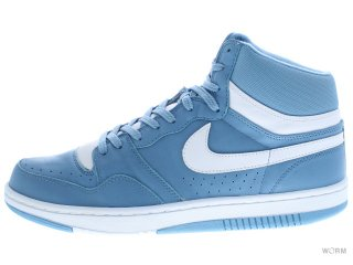 【US11】NIKE HTM COURT FORCE HIGH 311749-411 alaska blue/white